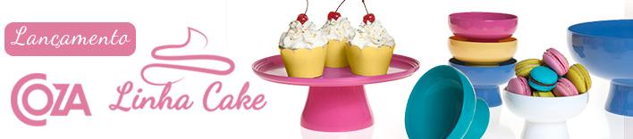 Linha Cake - Coza