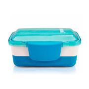 Marmita com 02 compartimentos colors 950 ml