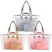 Kit de bolsas Diamante colors 03 peças