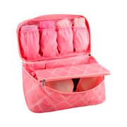 Bolsa porta lingerie para viagem colors