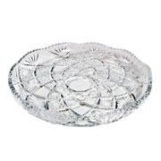 Prato em vidro 30 cm