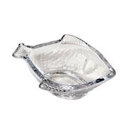 Jogo de bowl de vidro Fighter fish 06 peças
