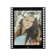 Porta retrato de vidro filme 20x25 cm