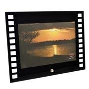 Porta retrato de vidro filme 15x10 cm