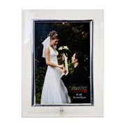 Porta retrato de vidro vertical 10x15 cm