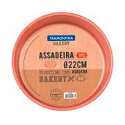 Assadeira funda redonda Bakery 22 cm - Tramontina