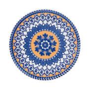 Prato fundo de porcelana La Carreta 23 cm