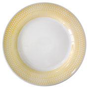 Prato raso de porcelana Trico Acacia 24 cm