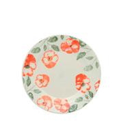 Prato de porcelana de sobremesa holambra 19 cm