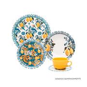 Prato fundo de porcelana Siciliano 20 cm