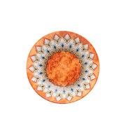 Prato fundo de porcelana Castello 20 cm
