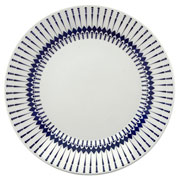 Prato de porcelana raso Colb 25,5 cm