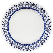 Prato de porcelana de sobremesa Grecia 19 cm
