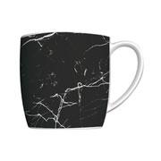 Caneca de porcelana versa black 250 ml