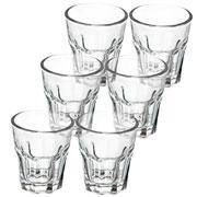 Jogo de copos de vidro para shot Dover 45 ml 06 peças