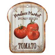 Descanso de panela em cerâmica tomato
