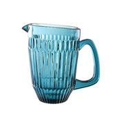 Jarra de vidro Bretagne azul 1.6 litros