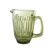 Jarra de vidro Bretagne verde 1.6 litros
