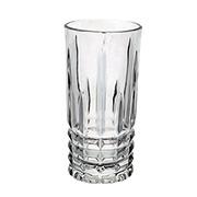 Jogo de copos de vidro alto Tartan 340 ml 06 peças