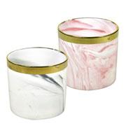 Vaso de ceramica colors 08x07 cm