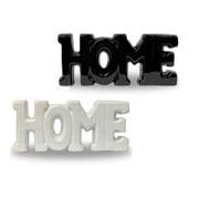Enfeite de cerâmica Home colors 18x08 cm
