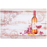 Lugar americano retangular flex wine 44x29 cm