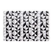Lugar Americano Pvc Print avulso mosaico 44x29 cm