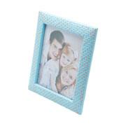 Porta Retrato de plástico Wall azul 20X25