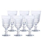 Jogo de taças para Vinho Buske 330 ml 06 peças