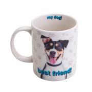 Caneca de porcelana My dog 330 ml