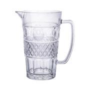 Jarra de vidro Geometric 1 litro