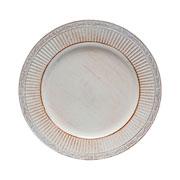 Souplat de Plástico dourado/prata 33 cm
