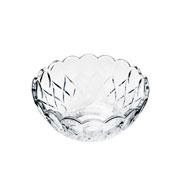 Bowl de cristal angel 21x11 cm