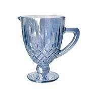 Jarra de vidro Greek azul 1 litro