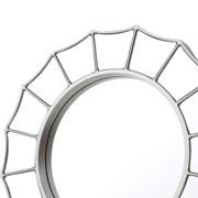 Conjunto de espelhos redondos 25x25 cm 03 peças