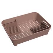 Escorredor de louça Warm Gray Basic - Coza