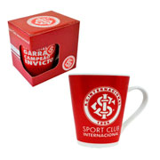 Caneca de porcelana inter 300 ml