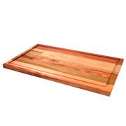 Tábua de madeira para churrasco 44 cm