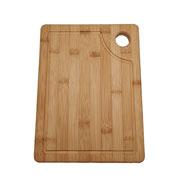 Tábua de bambu de corte 28x21 cm