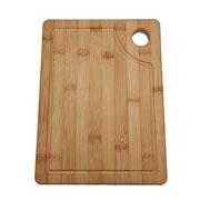 Tábua de corte em bambu 37x28 cm