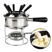 Conjunto para fondue Genebra 10 peças