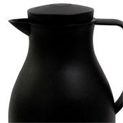 Garrafa térmica basic preta 1 litro - Hauskraft
