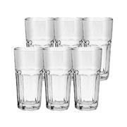 Jogo de copos de vidro Sydney 300 ml 06 peças - Hauskraft
