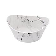 Bowl de porcelana marble