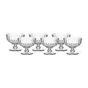 Jogo de taças de vidro Elegance 390 ml 06 peças - Hauskraft