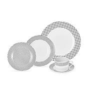 Aparelho de jantar porcelana Luana 20 peças - Hauskraft
