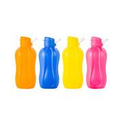 Squeeze de plástico homeflex colors solida 1 litro