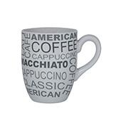 Caneca de cerâmica Coffee 350 ml