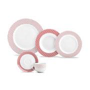 Aparelho de jantar porcelana Yuki 20 peças