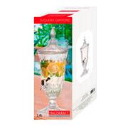 Suqueira de vidro Diamond 1,8 L